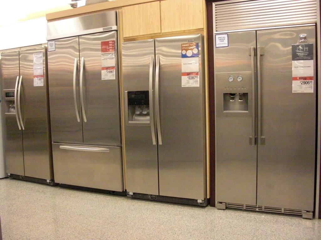 Refrigerators & Freezers Manufacturers & Supplies